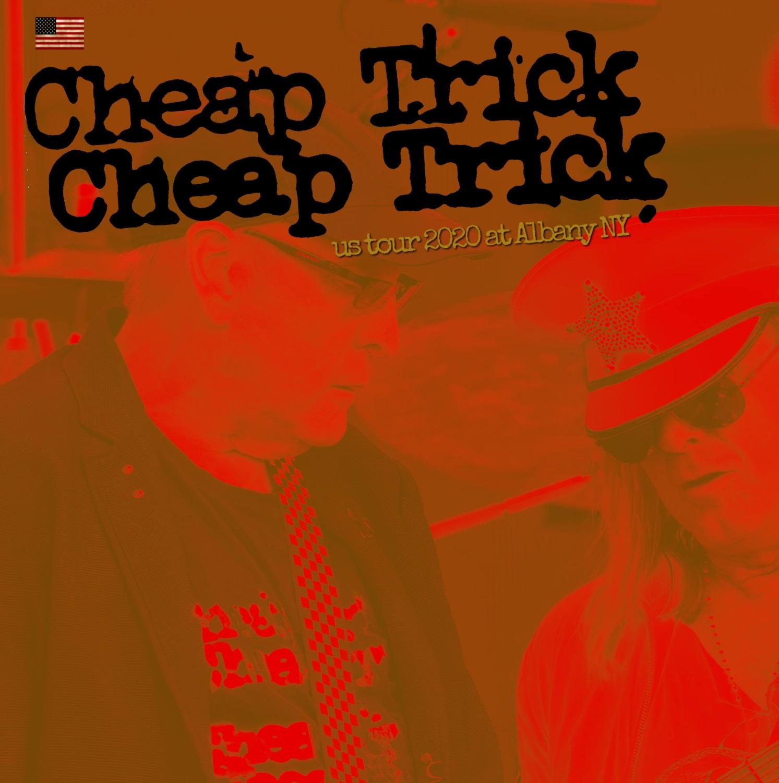 コレクターズCD Cheap Trick - US Tour 2020