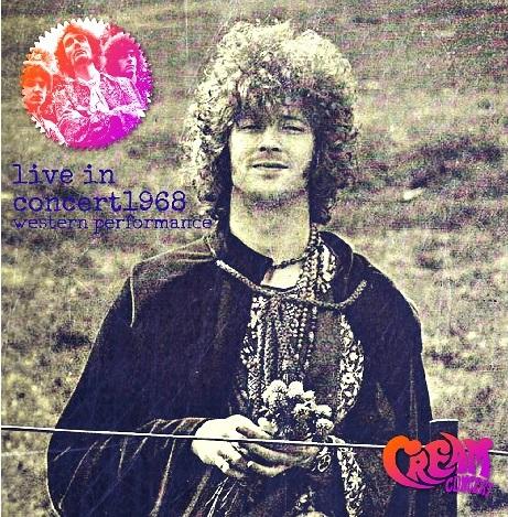 コレクターズCD クリーム1968年アメリカンツアー