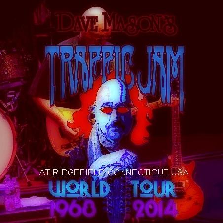 コレクターズCD デイブ・メイソン(Dave Mason)2014年アメリカツアー('TRAFFIC JAM'Tour 2014)