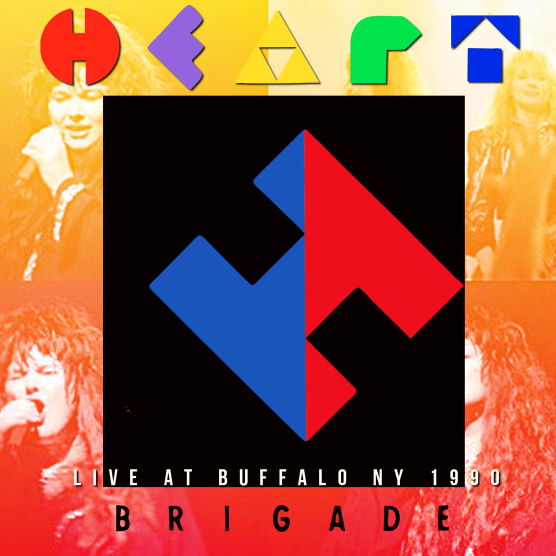 コレクターズCD Heart - Brigade Tour 1990