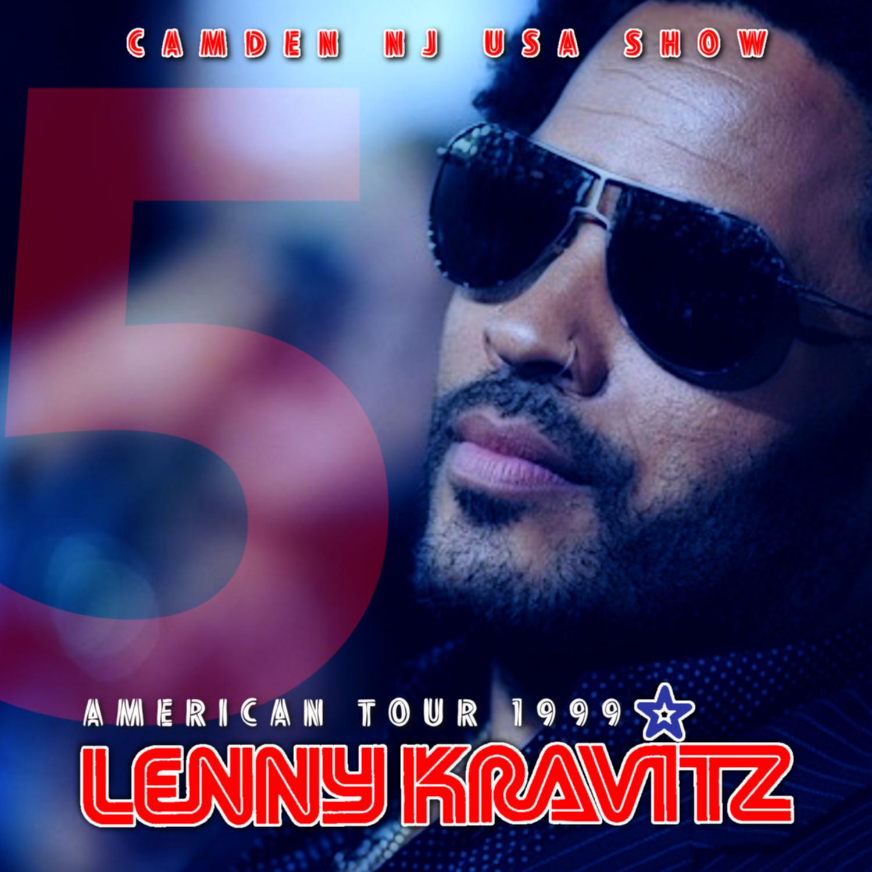 コレクターズCD Lenny Kravitz - American Tour 1999
