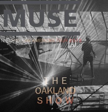 コレクターズCD ミューズ(Muse) 2013年 アメリカツアー