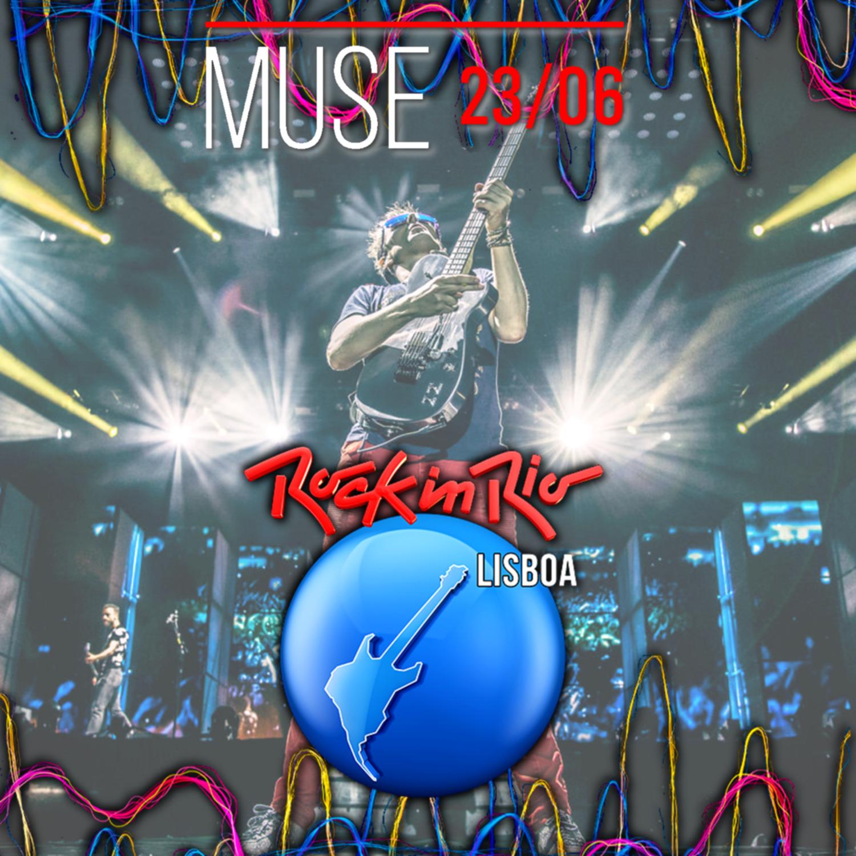 コレクターズCD Muse - Rock in Rio Lisboa