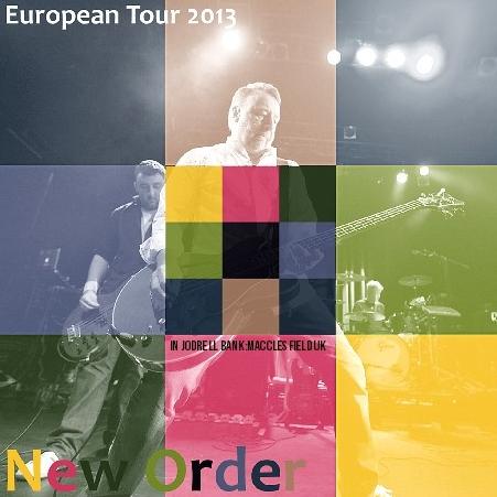コレクターズCD ニューオーダー 2013年 ヨーロッパツアー