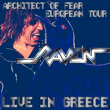 コレクターズCD レイヴン(RAVEN)1991年ヨーロッパツアー