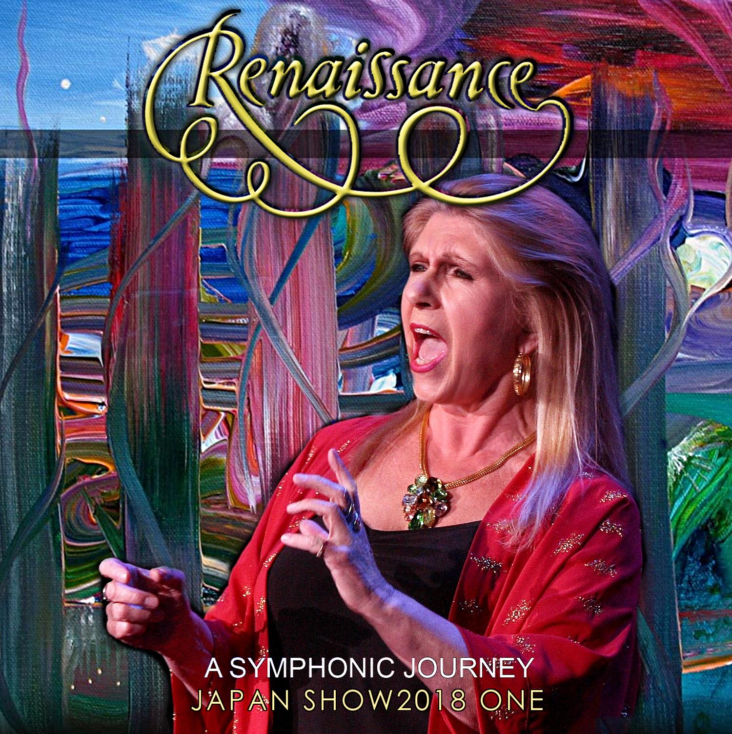 コレクターズCD Renaissance - 2018 Symphonic Journey Japan Tour