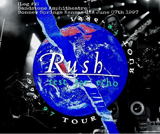 コレクターズCD ラッシュ1997年アメリカツアー