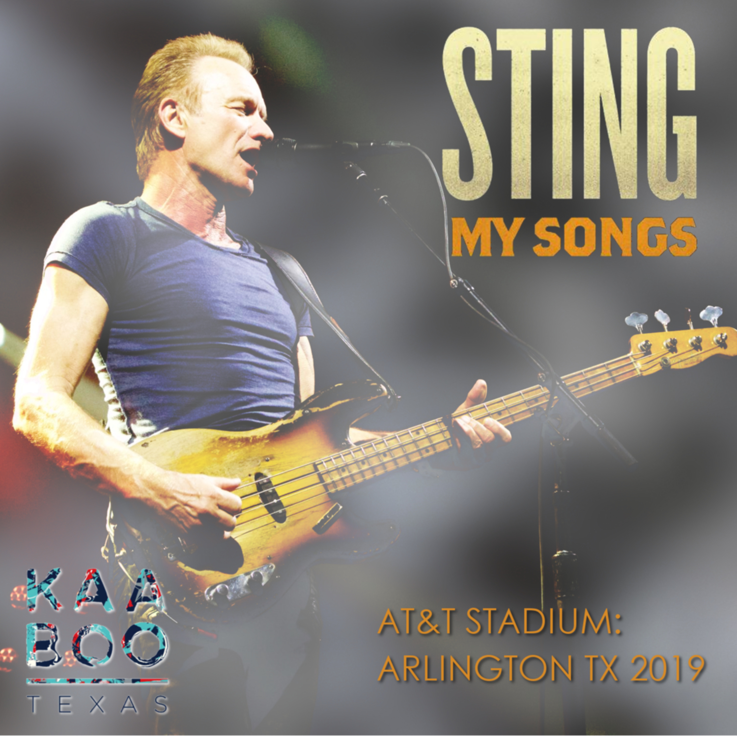 コレクターズCD Sting - My Songs Tour 2019