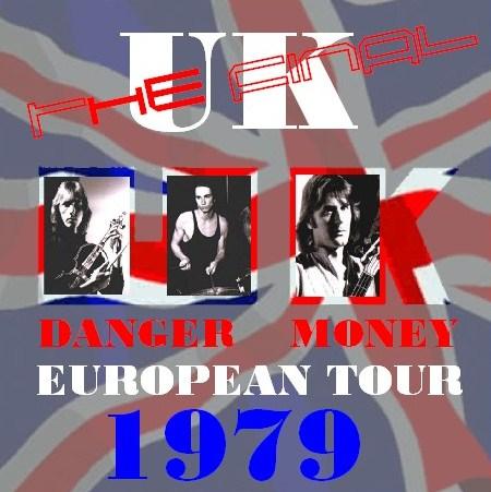 コレクターズCD UK(ユー・ケイ79年ヨーロッパツアー ドイツ)79.12.09 Hamburg