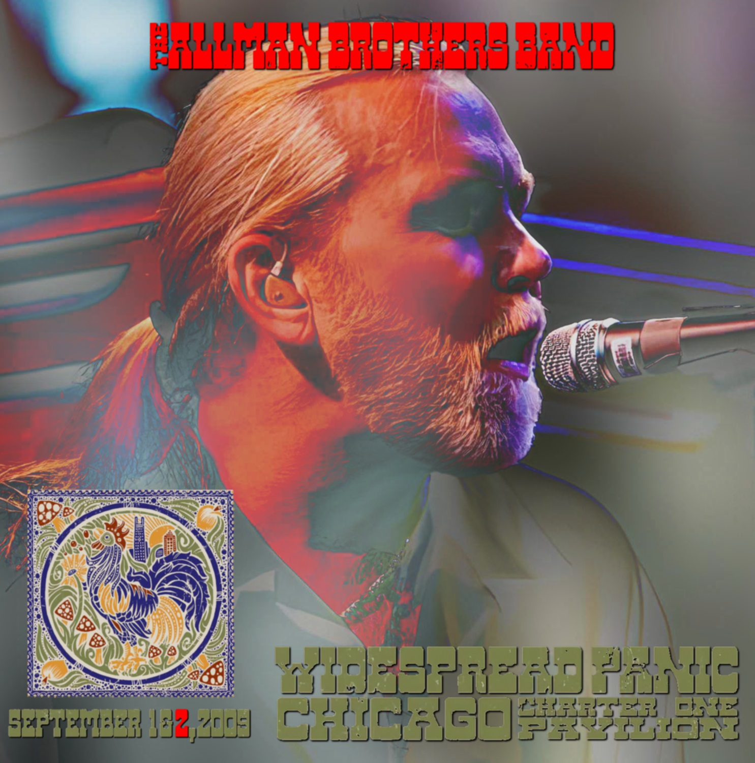 コレクターズCD Allman Brothers Band - US Tour 2009