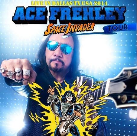 コレクターズCD エース・フレーリー(Ace Frehley)2014年アメリカツアー