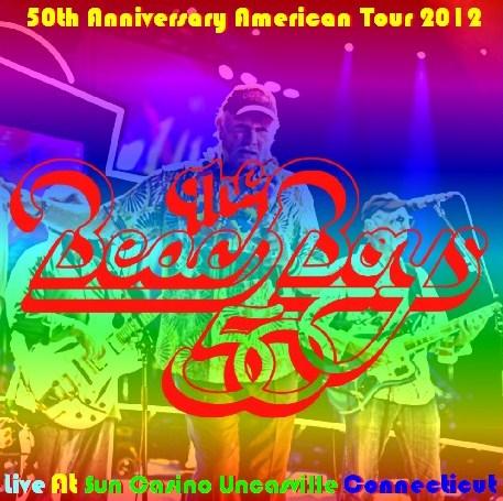 コレクターズCD ザ・ビーチ・ボーイズ (The Beach Boys) 結成50周年ツアー