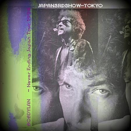 コレクターズCD ボブディラン 1994年日本公演