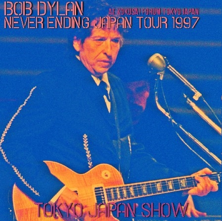 コレクターズCD ボブディラン 1997年日本公演( Never Ending Japan Tour 1997)