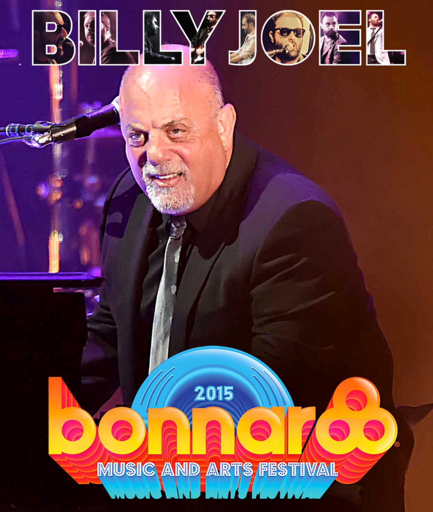 コレクターズBlu-ray  Billy Joel - US Tour 2015