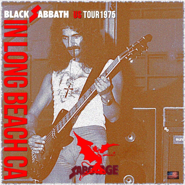 コレクターズCD Black Sabbath - Sabotage USA Tour 1975
