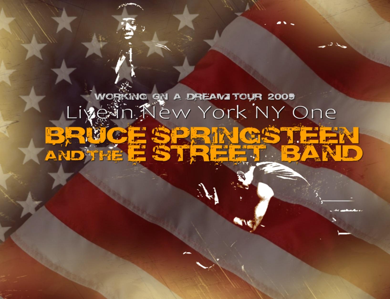 コレクターズCD Bruce Springsteen - Working on a Dream Tour 2009