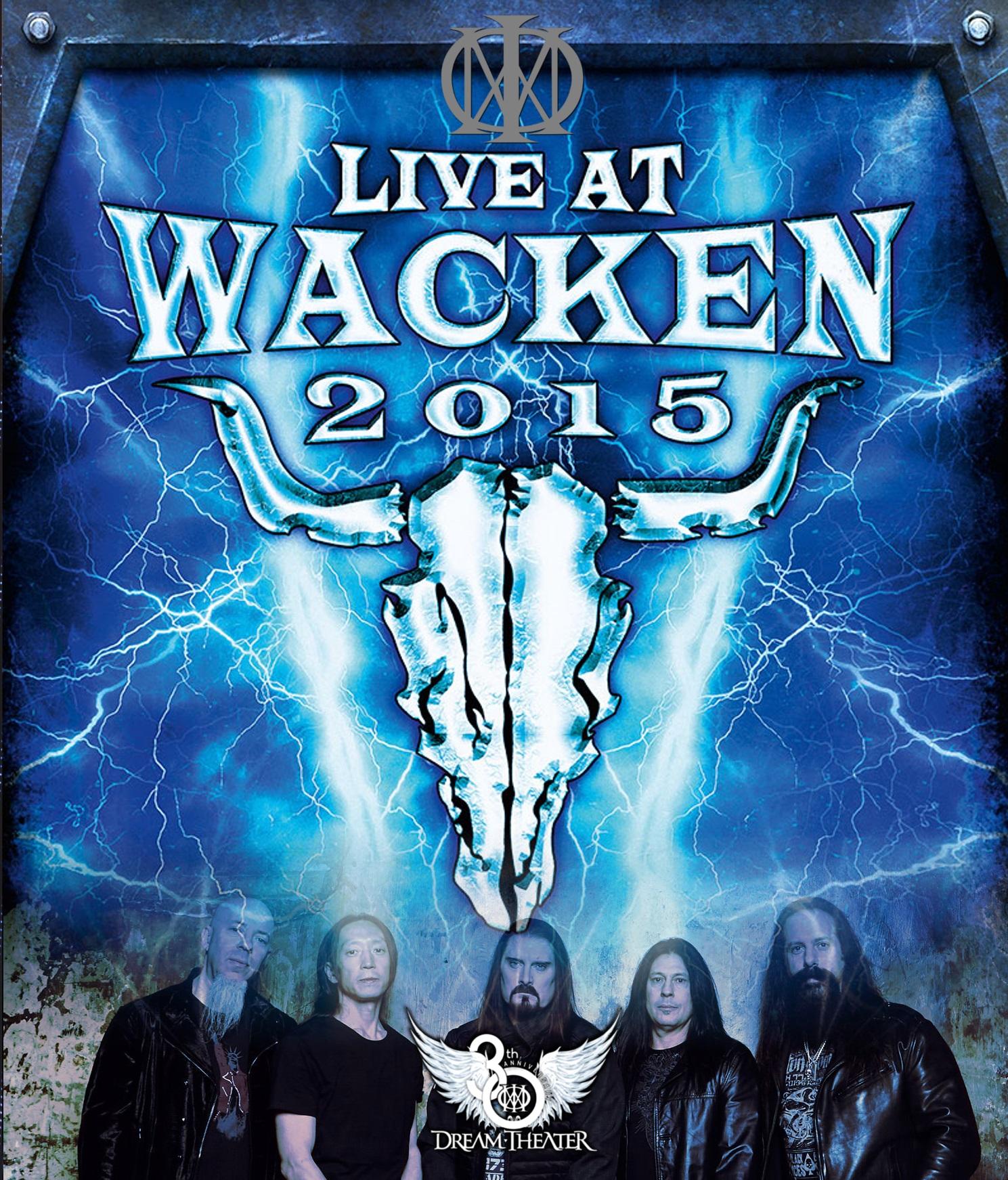コレクターズBlu-ray  Dream Theater -  30th Anniversary Tour 2015