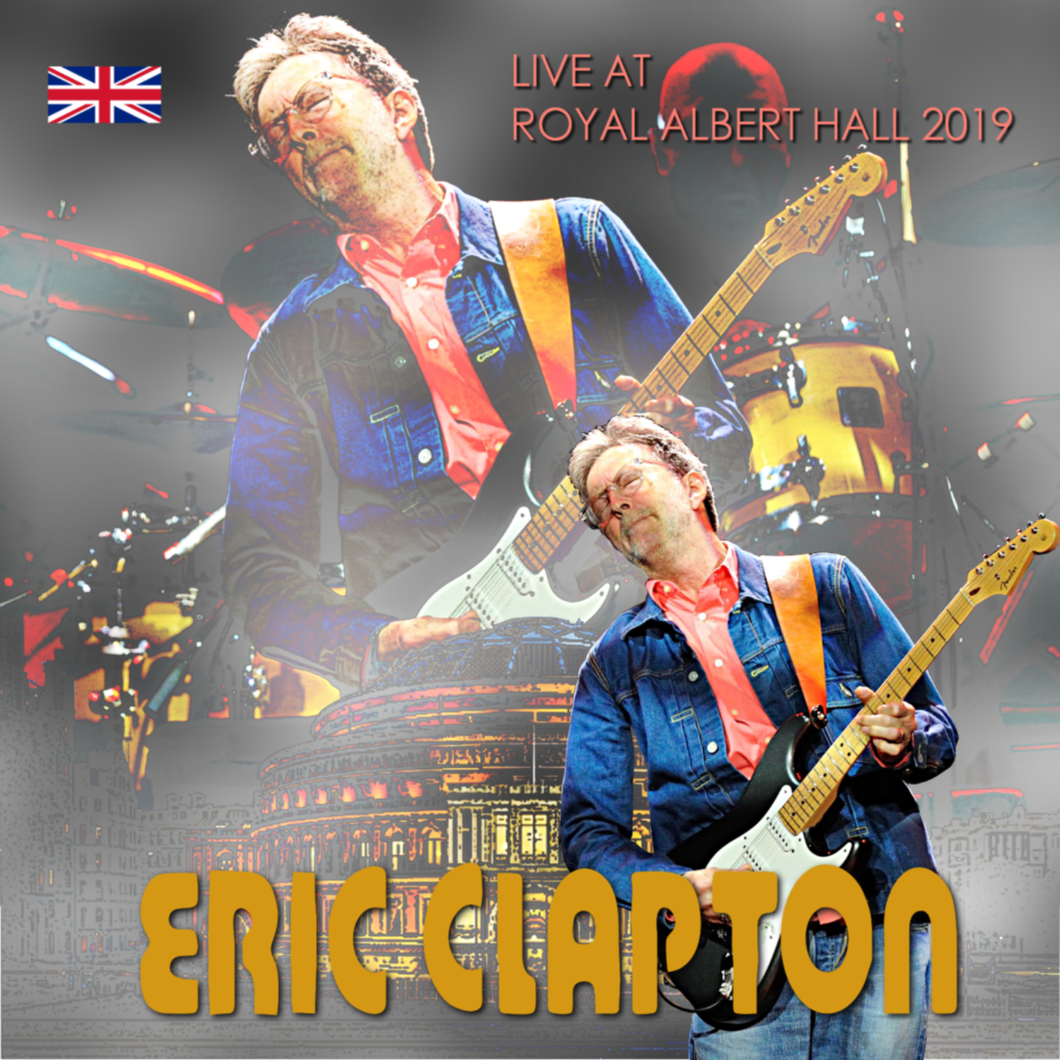 コレクターズCD Eric Clapton - In London 2019