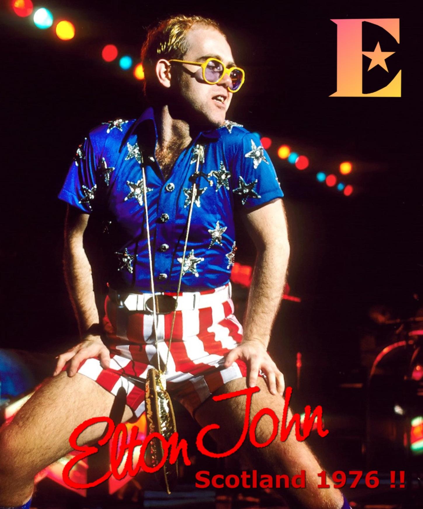 コレクターズBlu-ray - Elton John - European Tour 1976