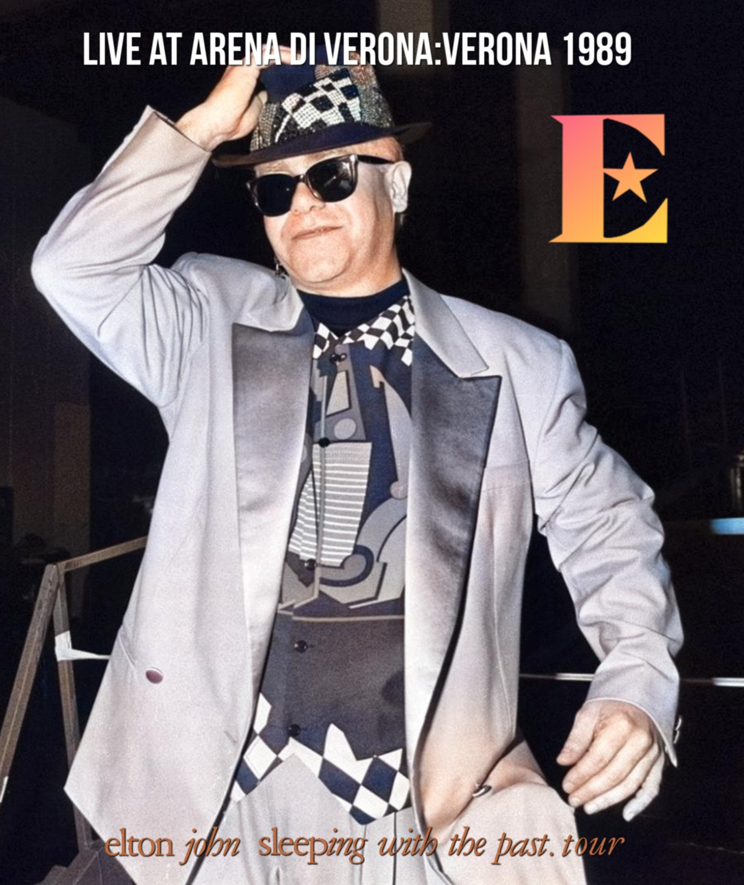 コレクターズBlu-ray - Elton John - Reg Strikes Back Tour 1989