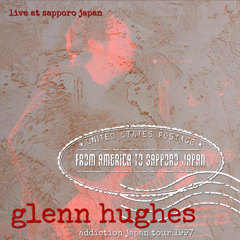 コレクターズCD Glenn Hughes - Addiction Japan Tour 1997