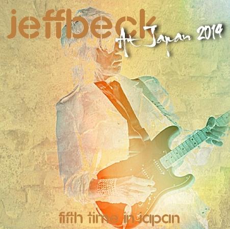 コレクターズCD ジェフベック 2014年日本公演 東京