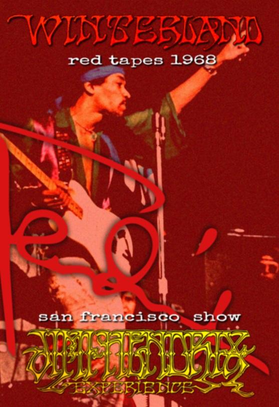 コレクターズCD Jimi Hendrix - Fall U.S. Tour 1968 Winterland