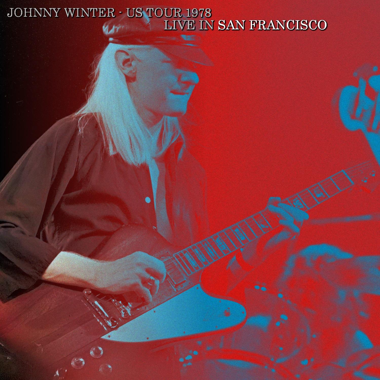 コレクターズCD Johnny Winter - US Tour 1978