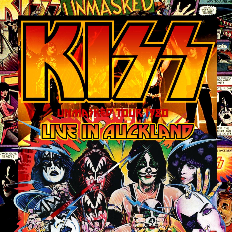 コレクターズCD Kiss - Unmasked Tour 1980 Final