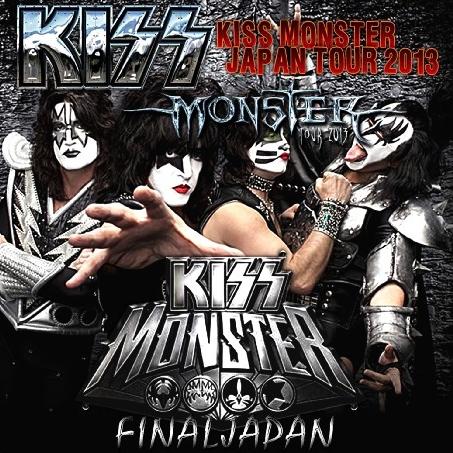 コレクターズCD KISS(キッス)2013年日本公演