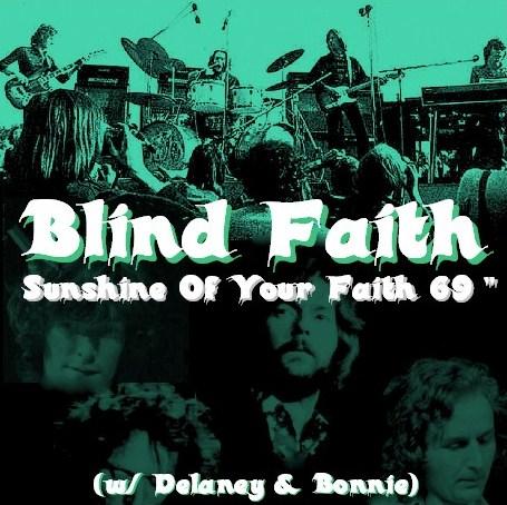 コレクターズCD Blind Faith(エリッククラプトンw/ブラインド フェィス1969年アメリカツアー Milwaukee)