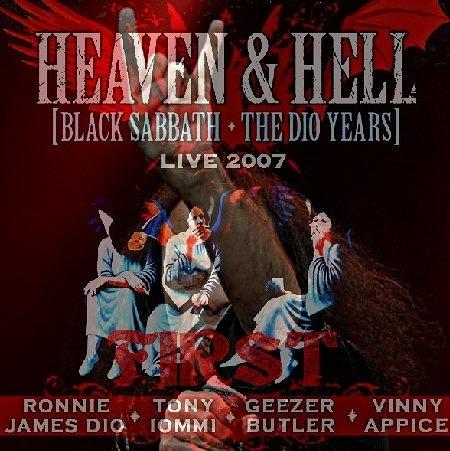 HEAVEN&HELLTour 2007初日 / Pacific Coliseum Vancouver2007.3.11
