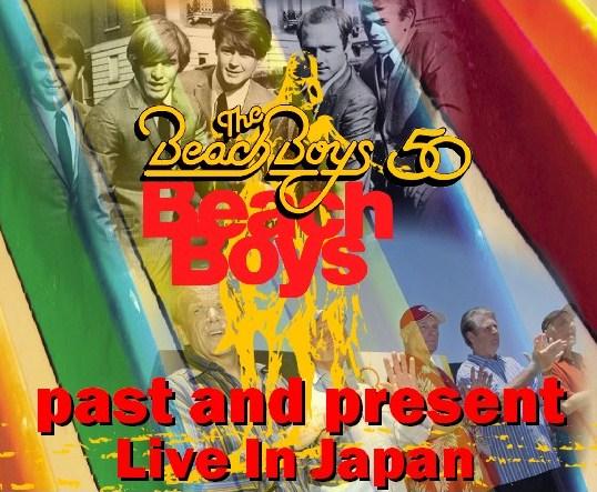 コレクターズCD ザ・ビーチ・ボーイズ 2012年 日本公演