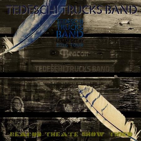 コレクターズCD テデスキ・トラックス・バンド 2016年 ビーコンシアター