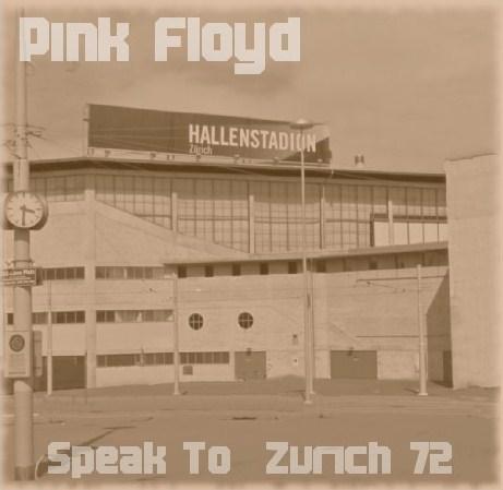 コレクターズCD PINK FLOYD(ピンクフロイド72年 欧州ツアー Zurich)