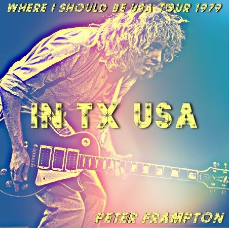 コレクターズCD ピーター・フランプトン1979年 アメリカツアー