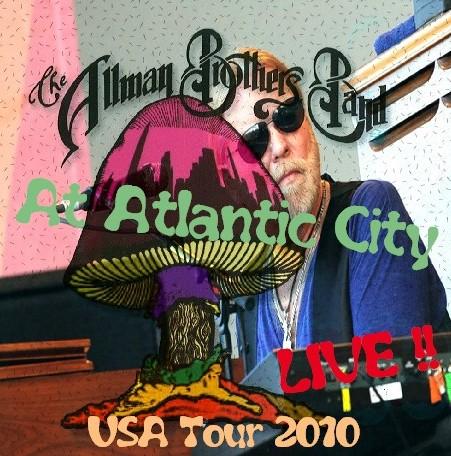 コレクターズCD オールマン・ブラザーズ・バンド アメリカツアー 2010 New Jersey