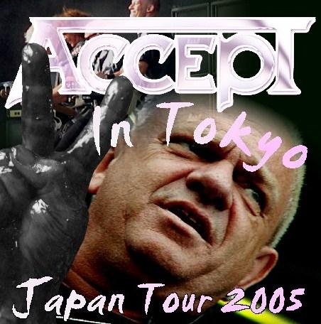 コレクターズCD アクセプト2005年 日本公演