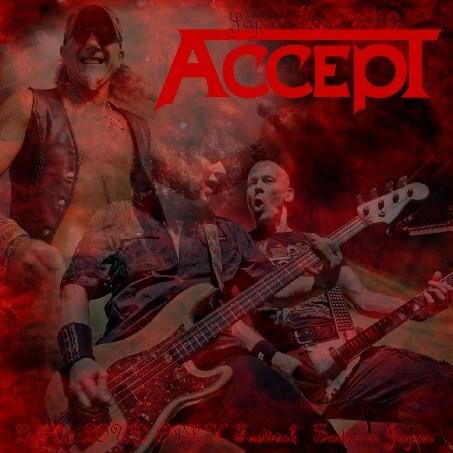 コレクターズCD アクセプト(ACCEPT)2010年日本公演