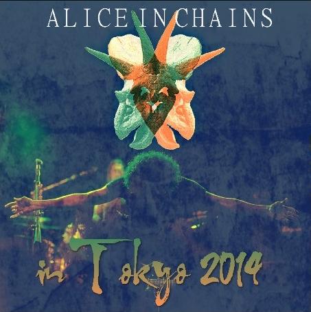 コレクターズCD アリス・イン・チェインズ (Alice in Chains) 2014年日本公演