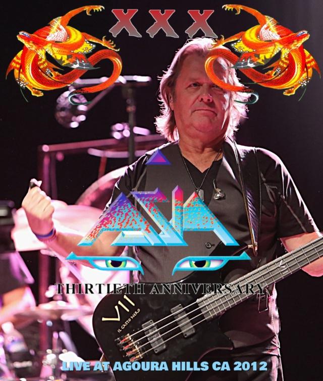コレクターズBlu-ray ASIA - XXX-Thirtieth Anniversary Tour 2012