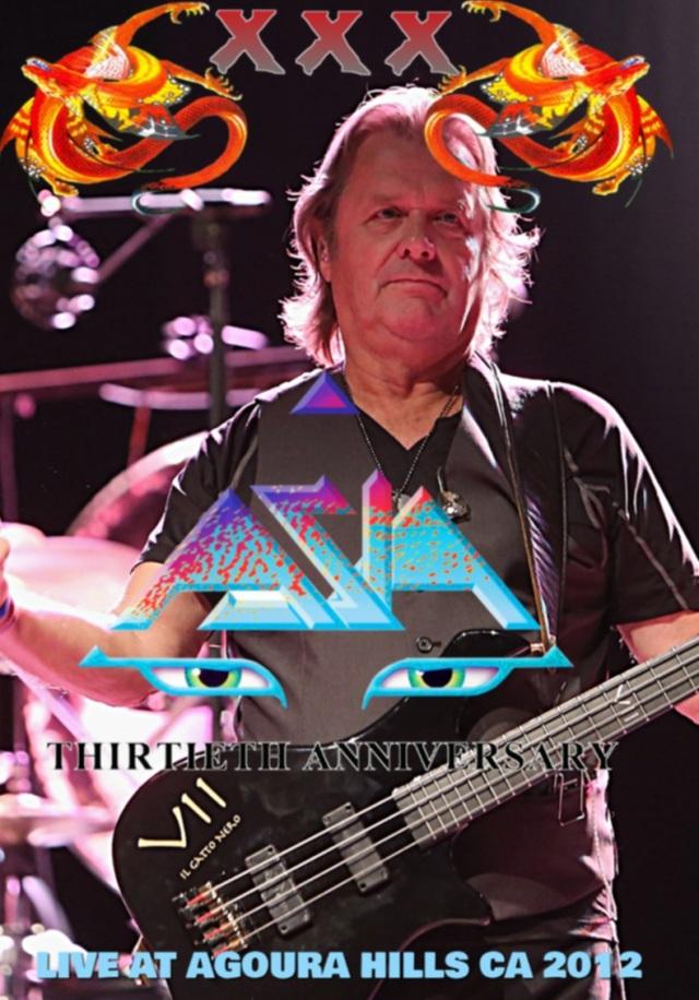 コレクターズDVD ASIA - XXX-Thirtieth Anniversary Tour 2012