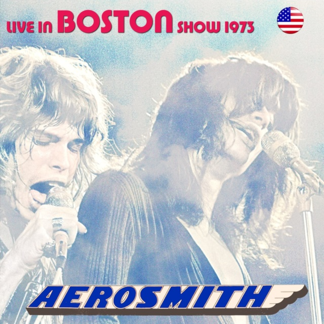 コレクターズCD Aerosmith - USA Tour 1973