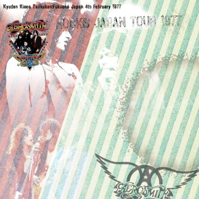 コレクターズCD Aerosmith - Rocks Japan Tour 1977