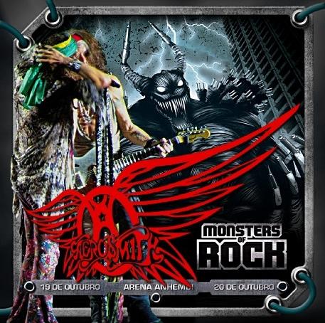 コレクターズCD エアロスミス2013年 Monsters Of Rock Brasil 2013
