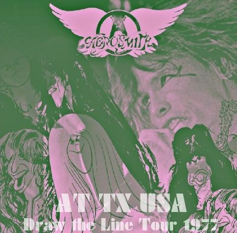 コレクターズCD エアロスミス 1977年アメリカツアー