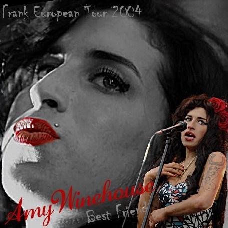 コレクターズCD エイミー・ワインハウス(Amy Winehouse)2004年ヨーロッパツアー