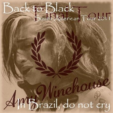コレクターズCD エイミー・ワインハウス(Amy Winehouse)2011年南米ツアー ブラジル