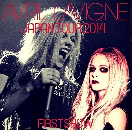 コレクターズCD アヴリル・ラヴィーン(Avril Lavigne)2014年日本公演